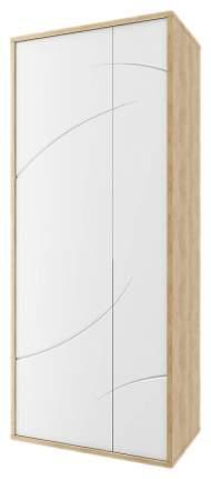 Платяной шкаф СтолЛайн STL_2017026400600 88х40,3х212,6, дуб небраска