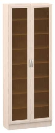 Платяной шкаф Мебель Смоленск MAS_SHK-04-DM 80х32х210, дуб молочный