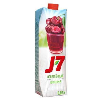 Нектар J7  вишня 0.97 л