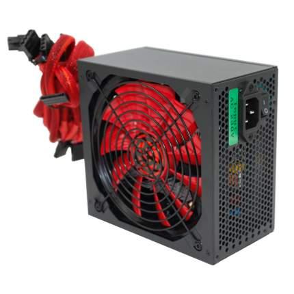 Блок питания Ginzzu PC600 14CM 80+