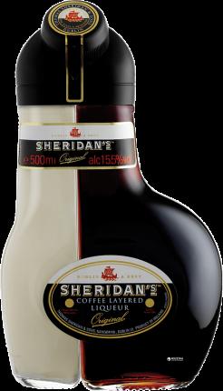 Sheridan's Original Coffee Layered Liqueur