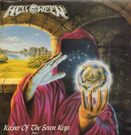 Виниловая пластинка HELLOWEEN KEEPER OF THE SEVEN KEYS (PART 1) (LP)