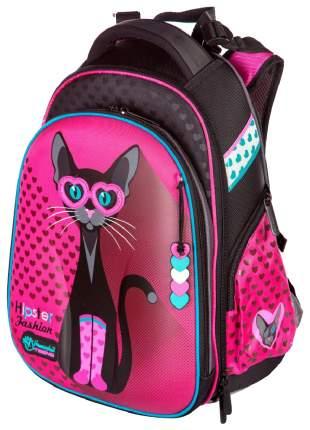Рюкзак Модная кошка Hummingbird для девочек Малиновый T54