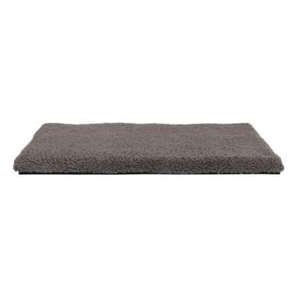 Коврик для собак TRIXIE Bendson Vital плюш, серый, 100x70 см