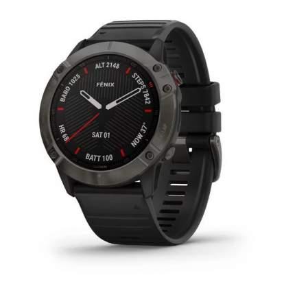 Умные часы Garmin Fenix 6X Sapphire