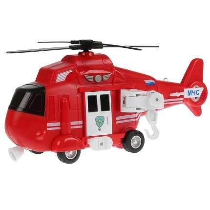 Вертолет инерционный Технопарк МЧС 27 см