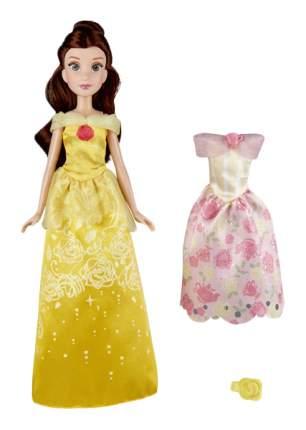 """Кукла Белль """"Принцессы Диснея"""" с двумя нарядами Hasbro"""