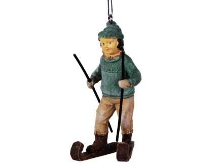 Елочная игрушка Hogewoning 6х4х10 см 1 шт 400244-040