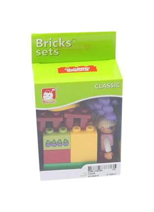 Конструктор Bricks Sets Сад