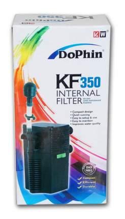 Фильтр для аквариума внутренний KW ZONE Dophin KF-350, 280 л/ч, 4,5 Вт