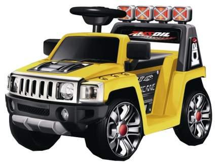 CHINA BRIGHT PACIFIC Машинка на аккумуляторе Hummer, желтый EC-W003AY