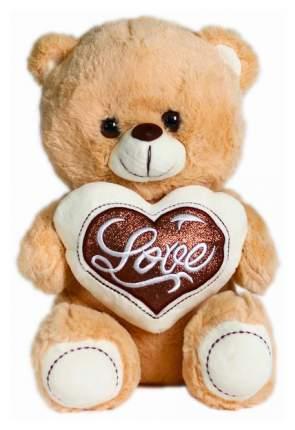 Мягкая игрушка Sima-Land Медведь с сердцем 4471244