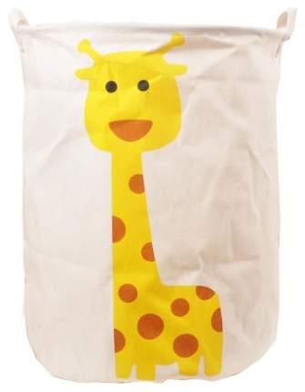 """Корзина для игрушек """"Жираф"""", водонепроницаемая"""