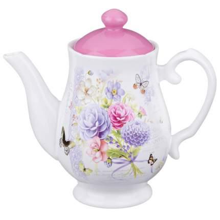Заварочный чайник Agness Георгина 1000 мл