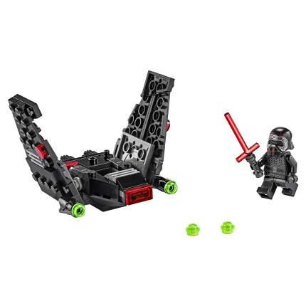 Конструктор LEGO Star Wars Episode IX 75264 Микрофайтеры: шаттл Кайло Рена