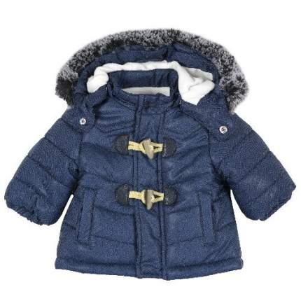 Куртка Chicco для мальчиков р.74 цв.темно-синий