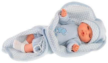 """Кукла """"Вега"""", в голубом (37 см)"""