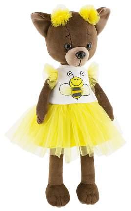 """Мягкая игрушка """"Lucky Kiki: Пчёлка"""", 25 см LD056 Orange"""