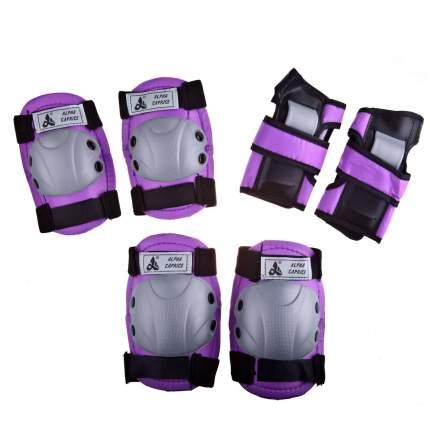 Комплект защиты Alpha Caprice Violet M