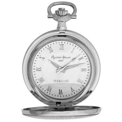 Карманные часы мужские Русское время 2261946 серебристые