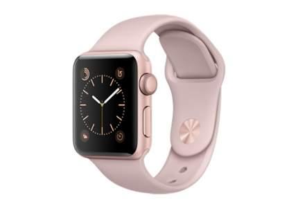 Смарт-часы Apple Watch Series 2 38mm Rose Gold/Pink Sand (MNNY2RU/A)
