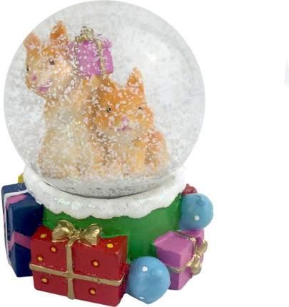 Новогодняя фигурка Феникс-Презент с водяным шаром