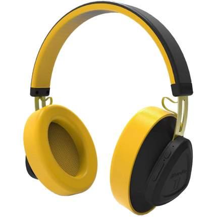 Наушники Bluedio T Monitor Yellow
