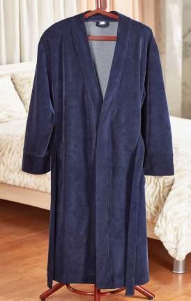 Банный халат Primavelle Enrico Цвет: Темно-Синий (L-xL)