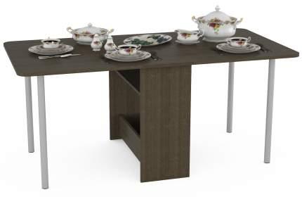 Кухонный стол Mobi Стол раскладной Дублин-4061 венге 33х85х71 см
