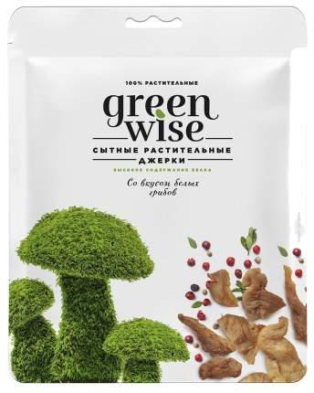 Джерки Greenwise со вкусом белых грибов
