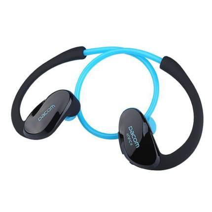 Наушники беспроводные DACOM Athlete NFC G005 Blue