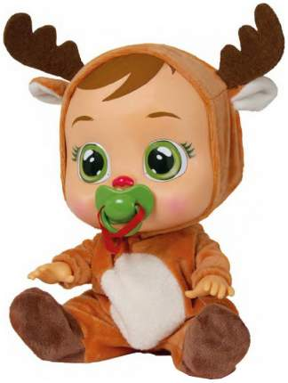 Плачущий младенец imc toys cry babies ruthy
