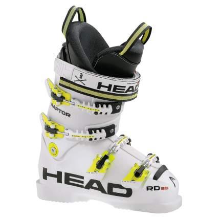 Горнолыжные ботинки HEAD Raptor B5 RD 2017, white, 24.5