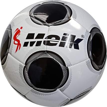 Футбольный мяч Meik 077-11 №5 white