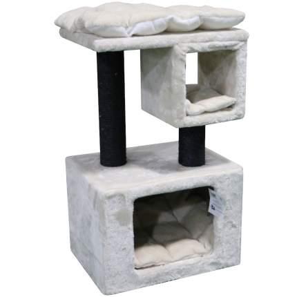 Комплекс для кошек Pet Choice, кремовый, 40х30х67 см