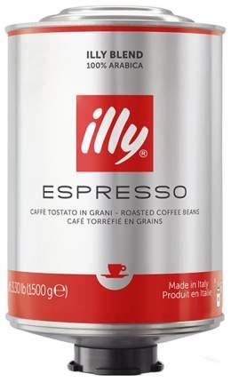 Кофе в зернах Illy средней обжарки 1500 г