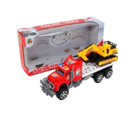 Игровой набор Shantou Gepai Racing Truck грузовик с экскаватором B1591957