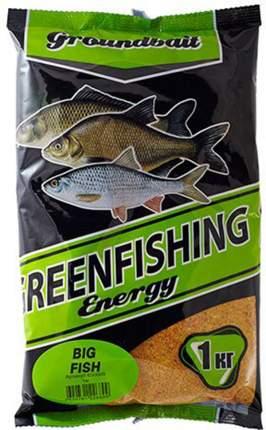 Прикормка Gf Energy для ловли крупной рыбы, 1 кг, сладкий