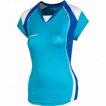 Футболка 2K Sport Energy, royal/sky blue/white, XXL INT