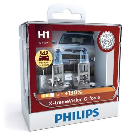 Автолампа (872790035520828) Philips арт. 12258XVGS2