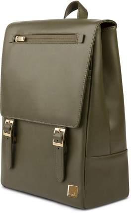 """Рюкзак для ноутбука 13"""" Moshi Helios Mini olive green 15 л"""