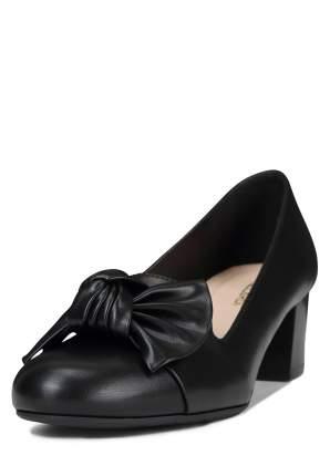 Туфли женские T.Taccardi 710017848 черные 38 RU