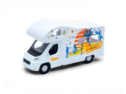 Модель машины Welly Ice cream Van 92659