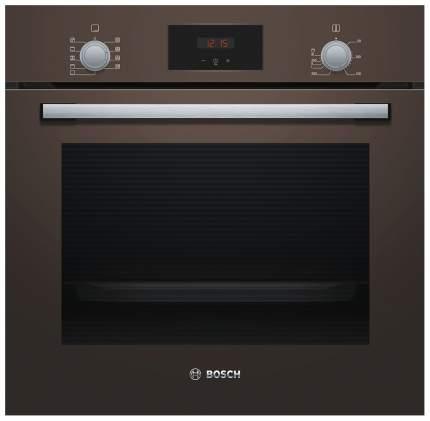 Встраиваемый электрический духовой шкаф Bosch HBF134EL0R Brown