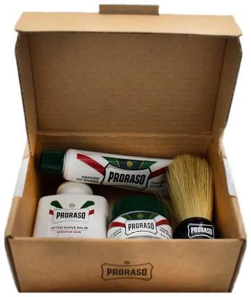 Набор для бритья Proraso Travel Shaving Set 50 мл