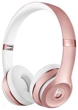 Беспроводные наушники Beats Solo3 Wireless On-Ear Headphones Rose Gold (MNET2EE/A)