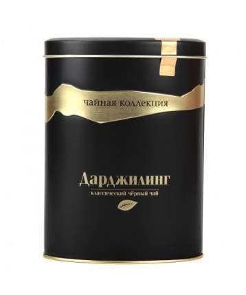 Чай черный Чайная коллекция дарджилинг байховый крупнолистовой классический 125 г