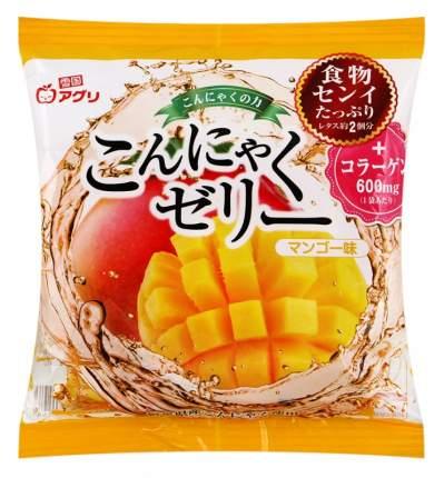Десерт конняку Yukiguni с соком манго желе порционное 115 г