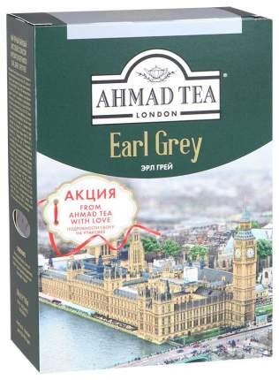 Чай черный  Ahmad earl grey листовой 200 г
