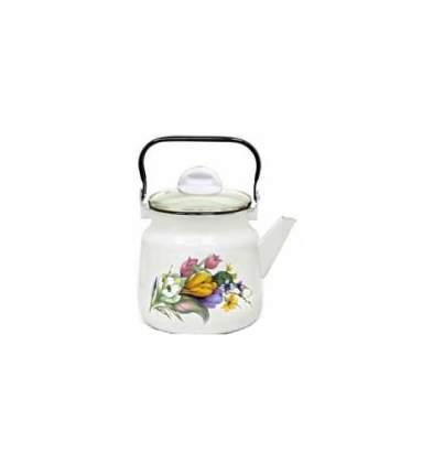 Чайник для плиты Эмаль 01-2713С/4 3.5 л